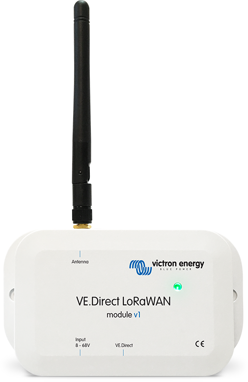 VE.Direct LoRaWAN - module